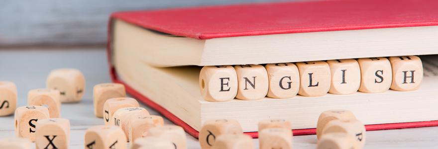 Cours de langue anglaise